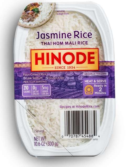 2 Minute Rice Trays Microwavable Jasmine Rice