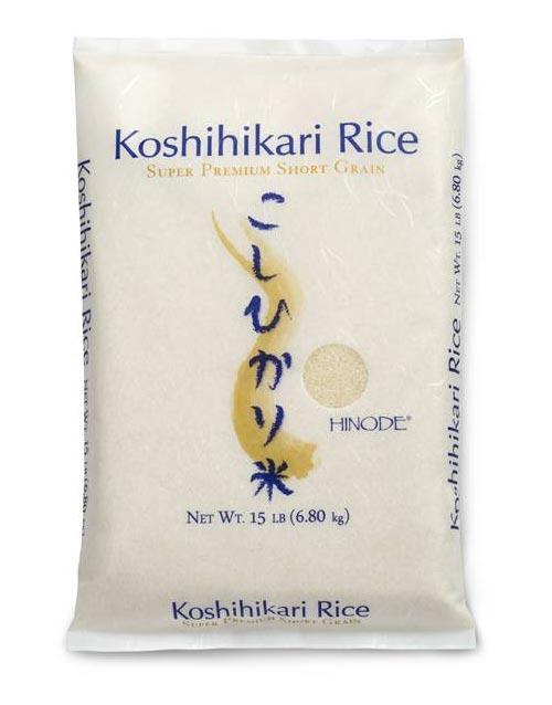 Short Grain Sushi Koshihikari Rice