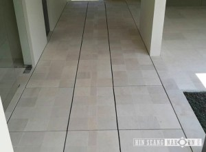 classic white honed finish used for indoor floorsand indoor