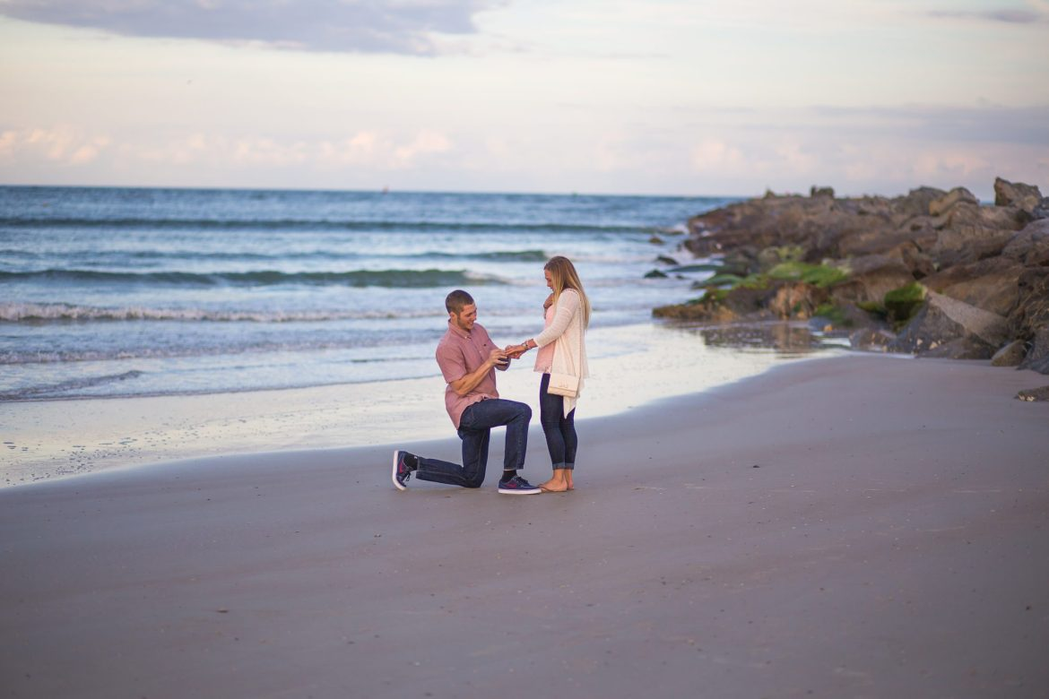 new smyrna beach engagement session new smyrna beach photography session by daytona beach photographer engagement photography proposal