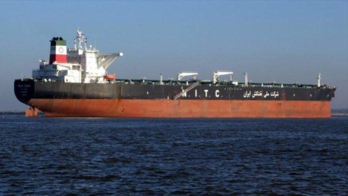 buques iraníes
