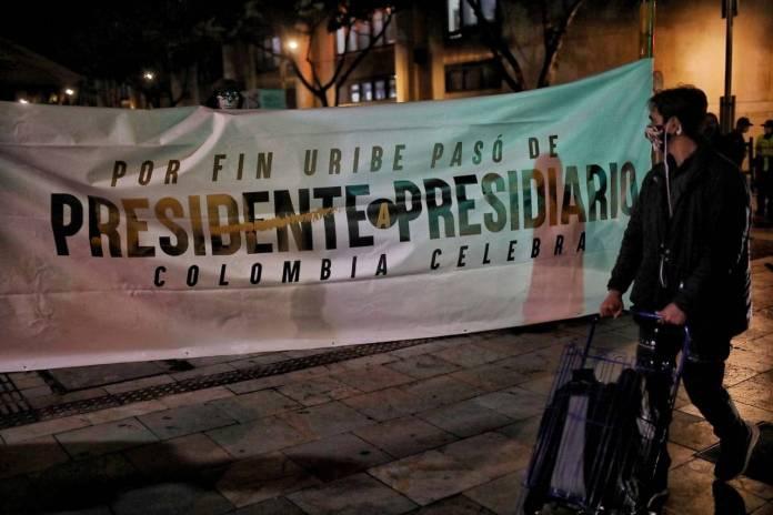 Detención de Uribe, la punta del iceberg del paramilitarismo