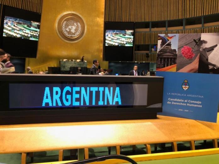 Argentina Grupo de Lima