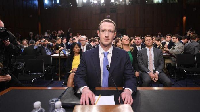 Facebook leyes