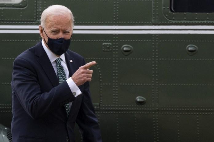 Joe Biden patotero