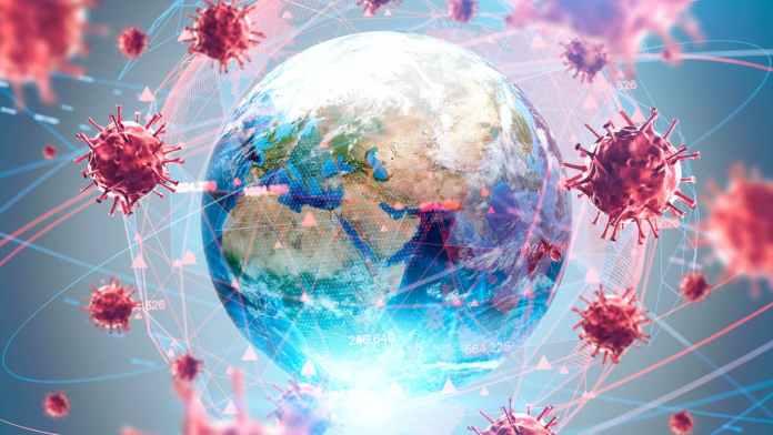 Datos de covid-19 en el mundo