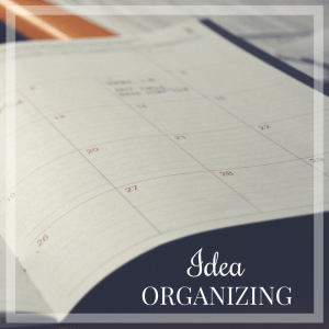Jamae's Idea Organizing Call focuses on bringing focus and clarity to your passion projects.