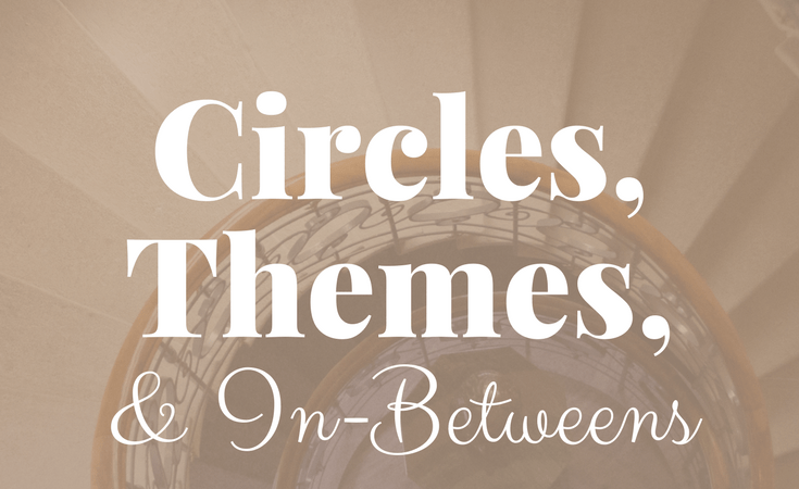 When We Stumble on Circles and Guiding Posts