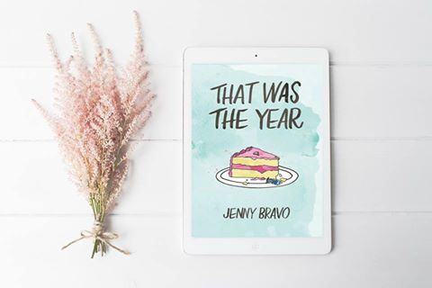 That Was the Year by Jenny Bravo officially releases on November 22, 2016!