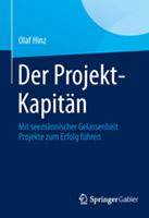 "Buchcover ""Der Projektkapitän"""