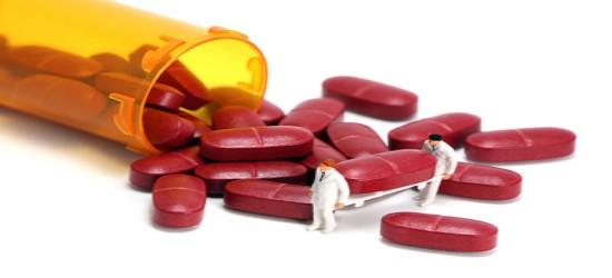 Medikamentenspende aus den USA