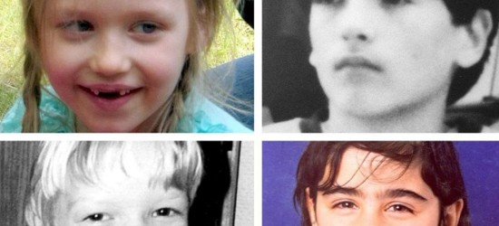 vermisste Kinder