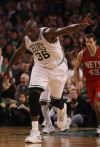 Shaq Celtics