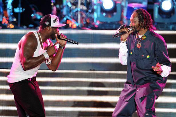 50 Cent Snoop Dogg