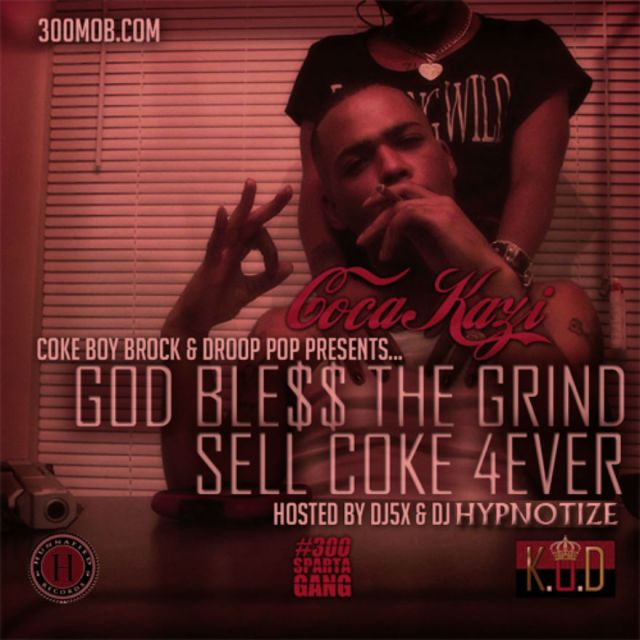 God Ble$$ the Grind
