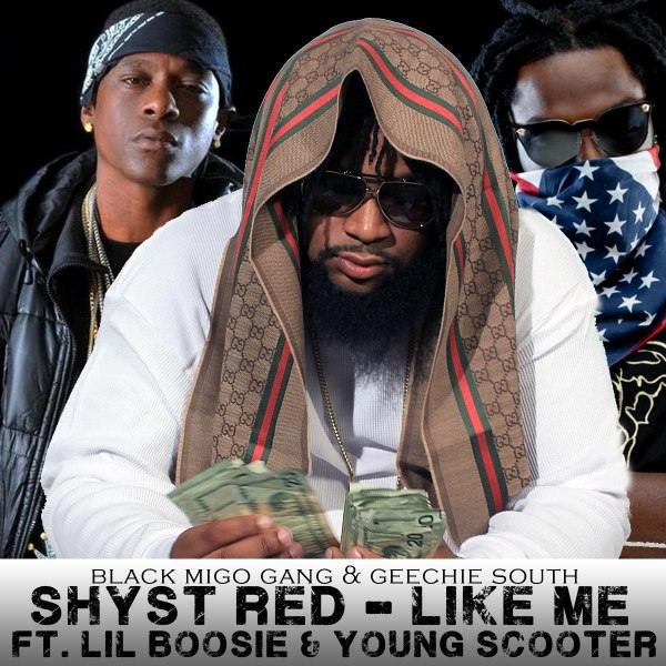 Like Me Shyst Red