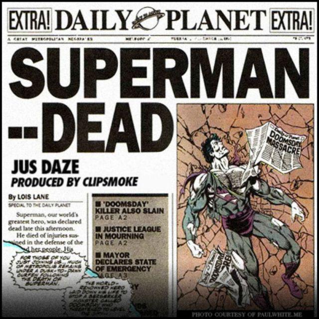 Superman Dead