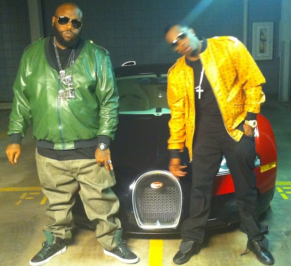Exotic Cars Loved By Hip Hop: Bugatti