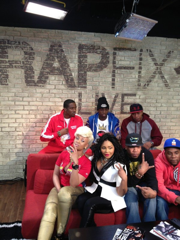 Tiffany Foxx MTV 3