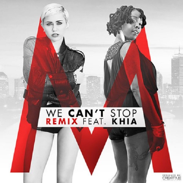 We Can't Stop remix
