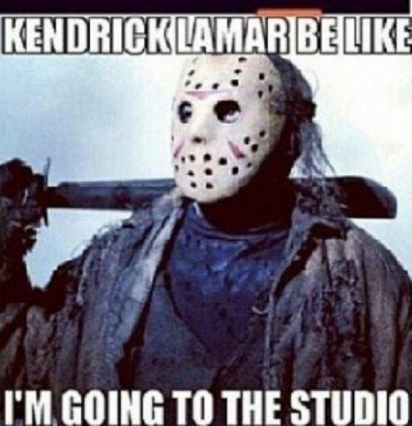 Kendrick Lamar meme 5