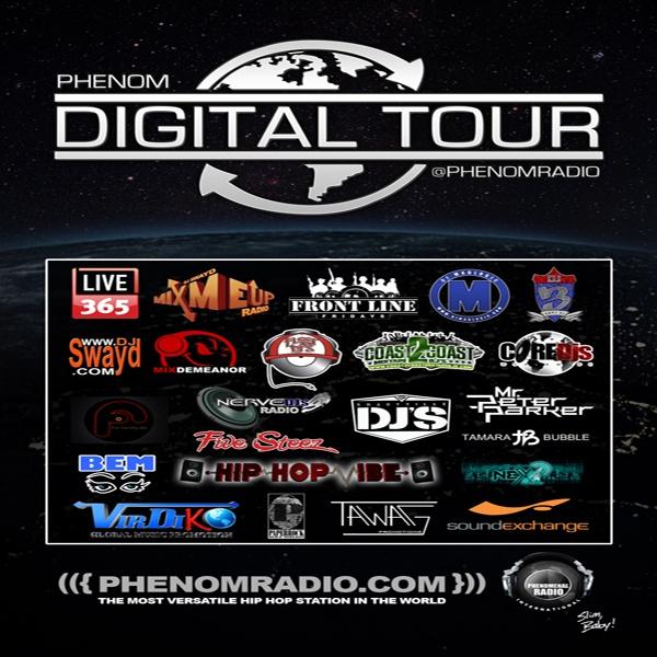 Phenom Digital Tour 2