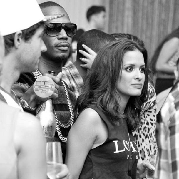 Juicy J Rocsi