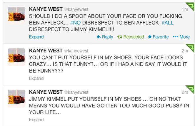 Kanye West rant 4