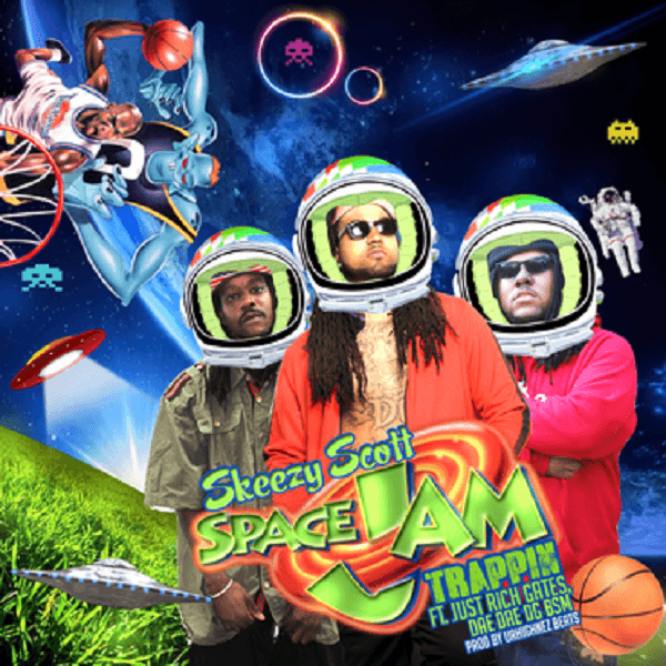 Space Jam Trappin