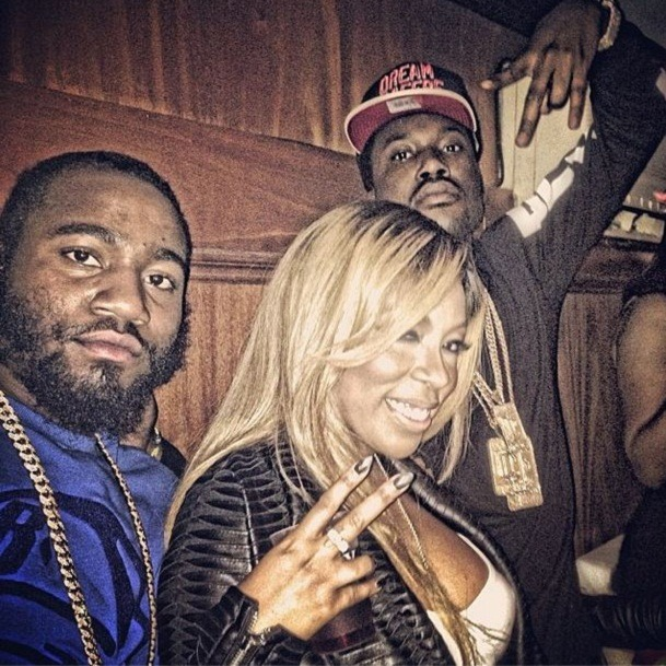 K Michelle And Meek Mill It's Levels To This:...