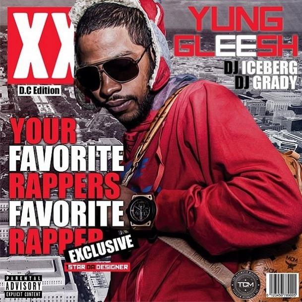 "Mixtape Download: Yung Gleesh – ""Your Favorite Rapper's"