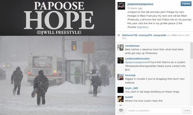 Papoose IG