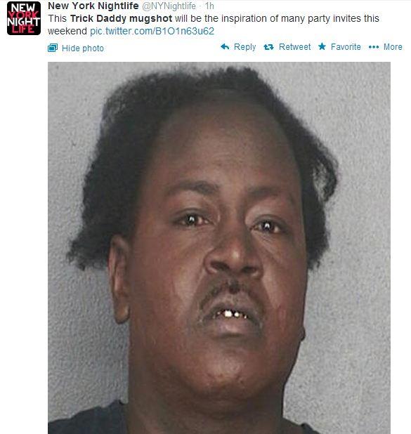 Trick Daddy mugshot 3
