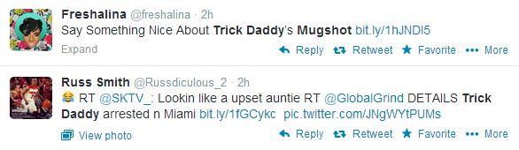Trick Daddy mugshot 4
