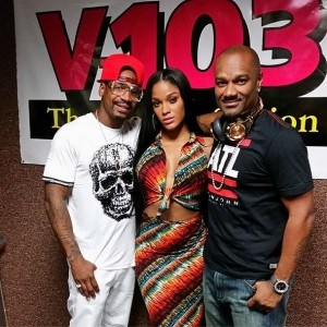 Stevie J and Joseline Big Tigger