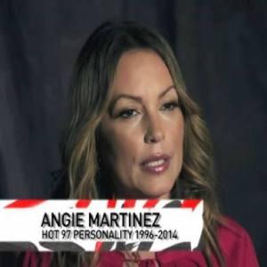 Angie Martinez BET
