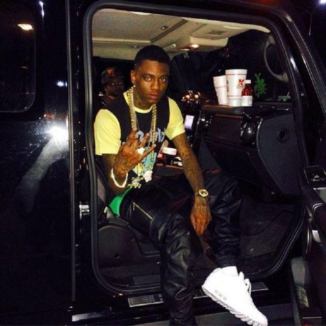 Rich Gang Soulja Boy Young Money Rich Gang:...