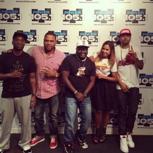 Anthony Anderson Breakfast Club