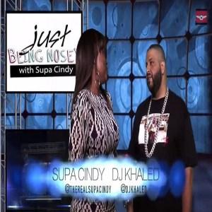 DJ Khaled Supa Cindy