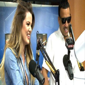French Montana Khloe Kardashian Angie Martinez