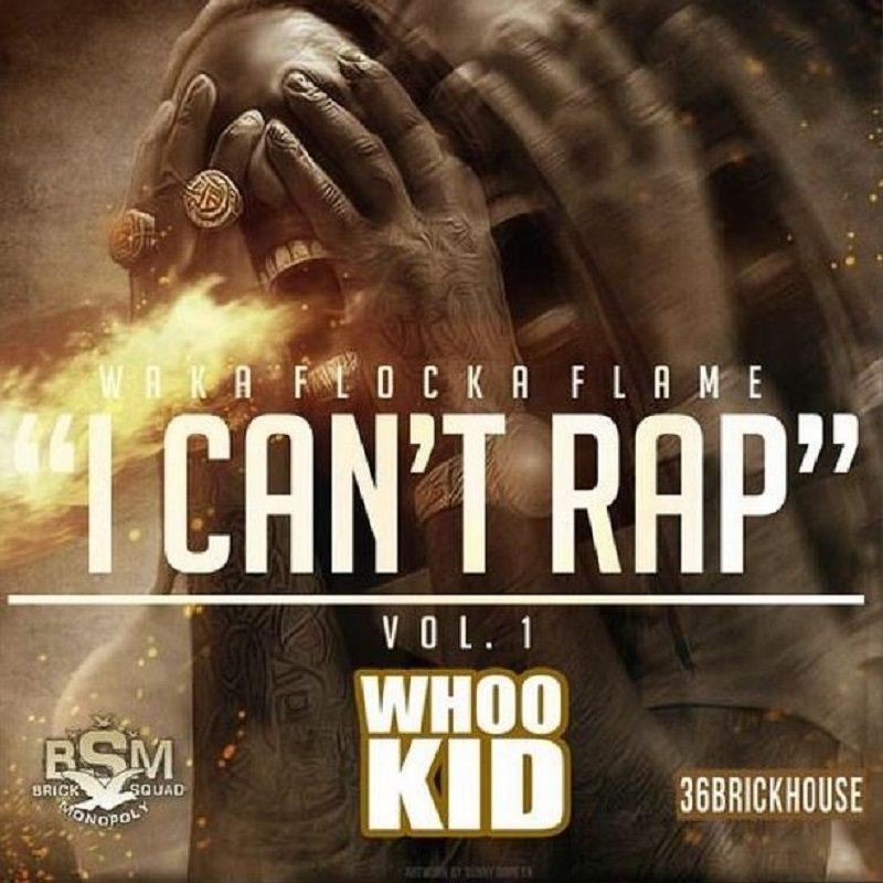 I Can't Rap Vol. 1 official