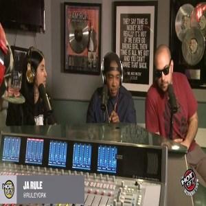 Ja Rule Hot 97
