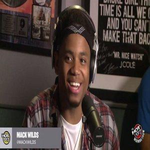 Mack Wilds Hot 97