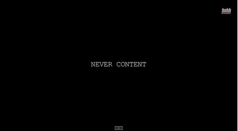 Nevercontentvid