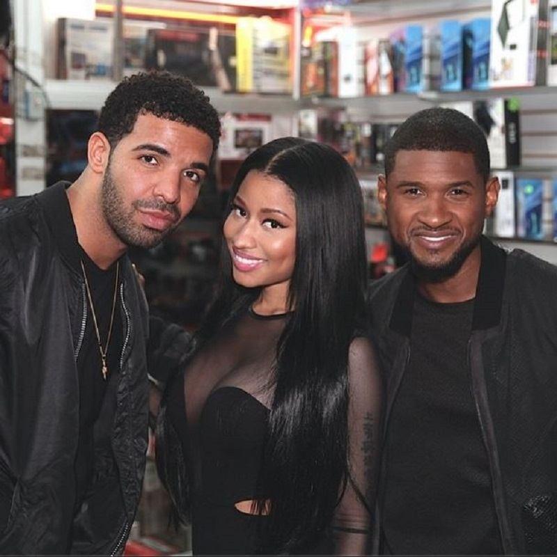 Nicki Drake Usher