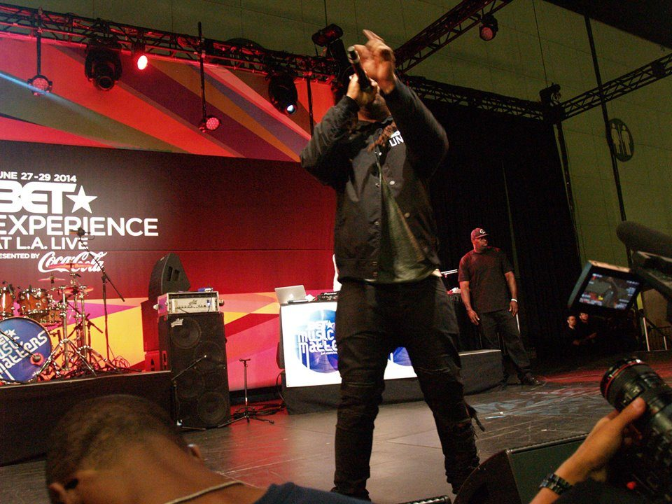 Ty Dolla $ign BET Experience 10