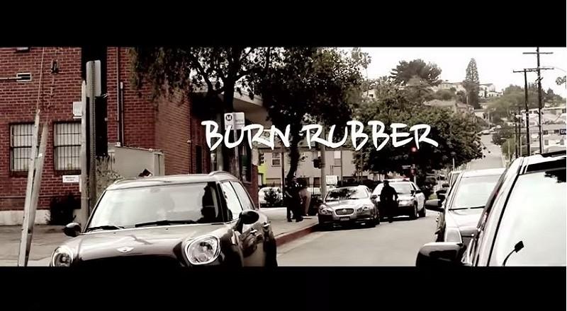 Burnrubbervid