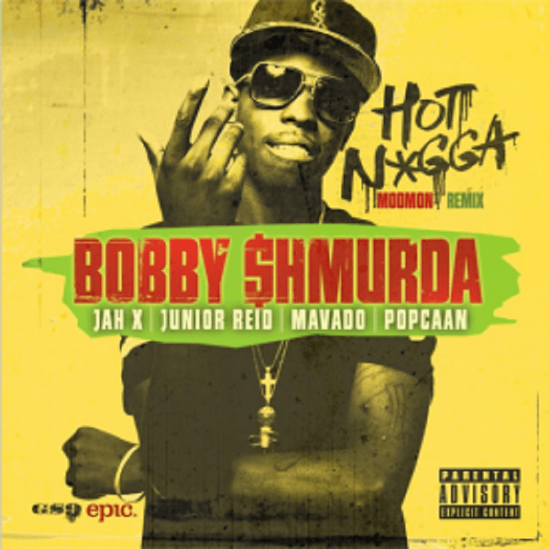Hot Nigga remix