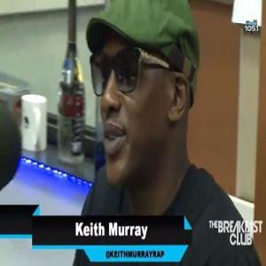 Keith Murray Breakfast Club