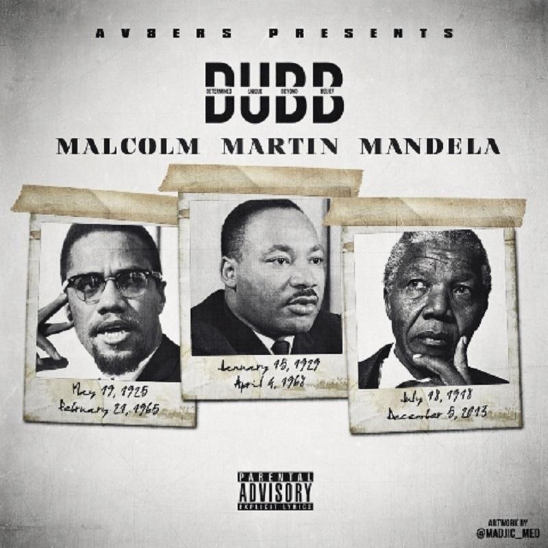 Malcolm Martin Mandela